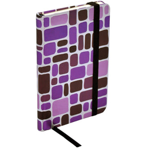 ModMaven Medium Journal Hard Cover with Cobblestone Pattern
