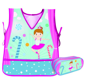 Girl's Apron for  arts and crafts