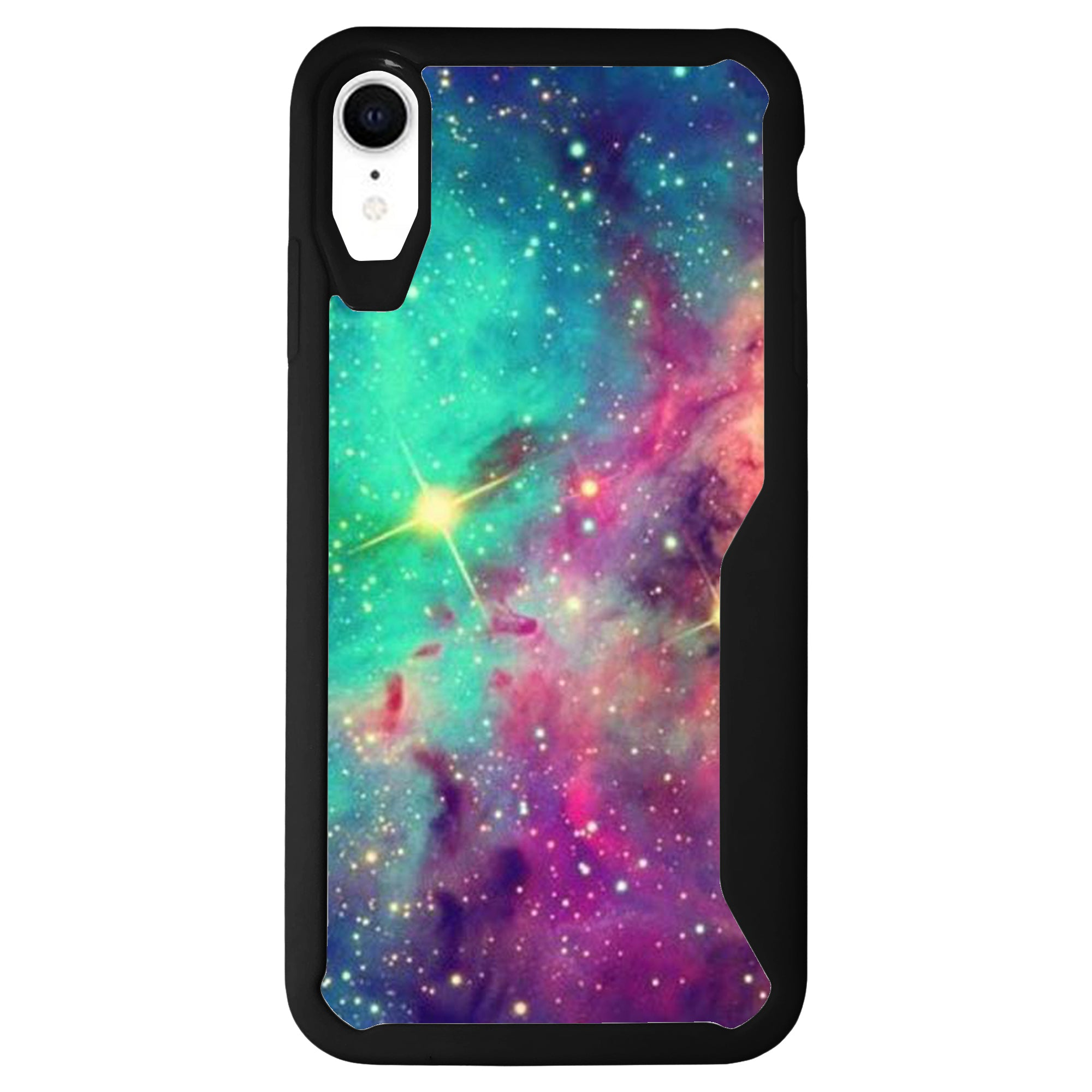 for apple iphone xr 2018 black edge tpu case w designs. Black Bedroom Furniture Sets. Home Design Ideas