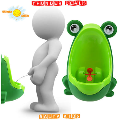 Early Learning Boys Urinal Removable Potty Toilet - Lovely Frog