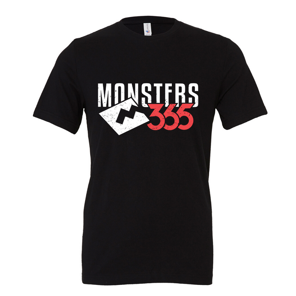 Monsters365 Tee
