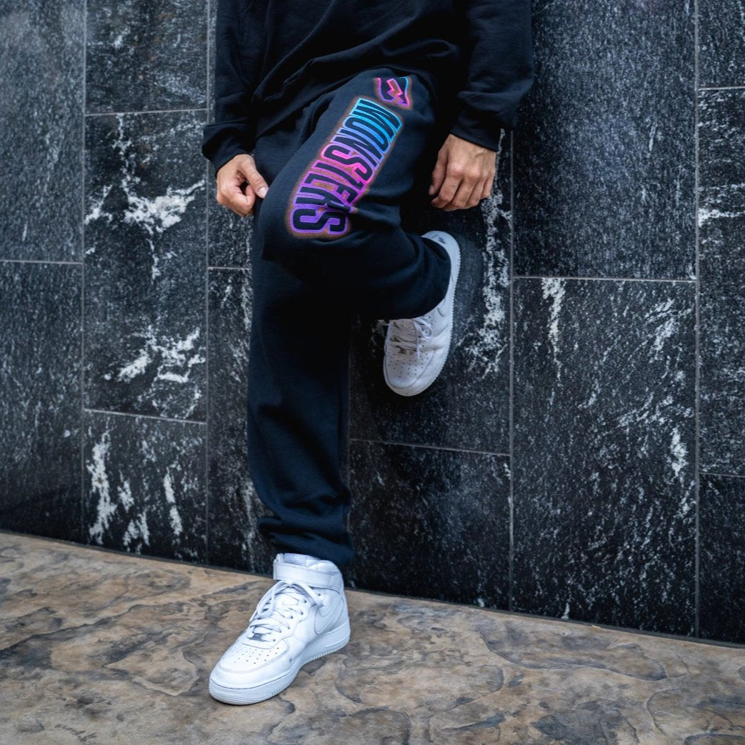Neon Monsters Sweatpants