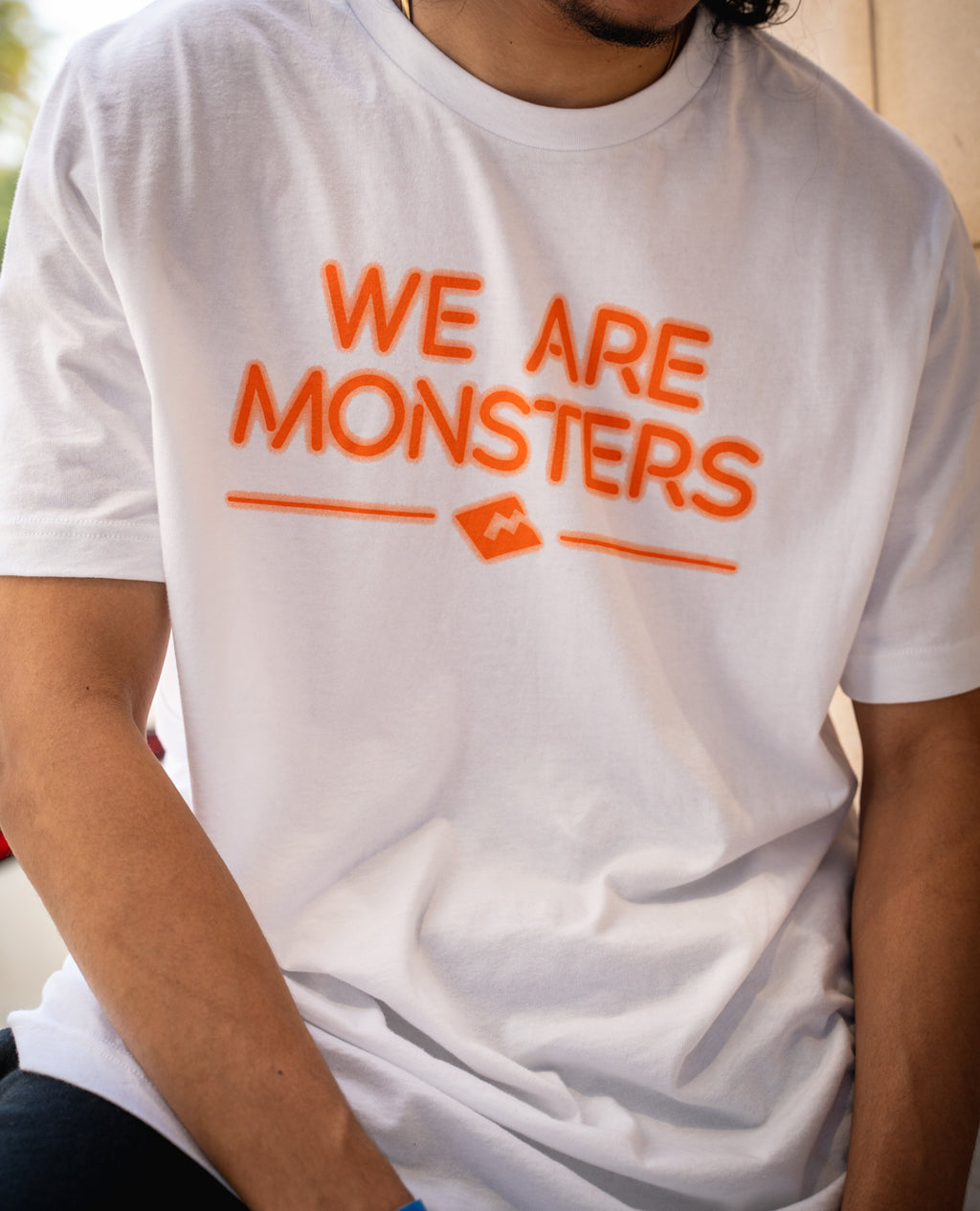 We Are Monsters Tee