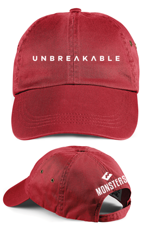Red Unbreakable Hat