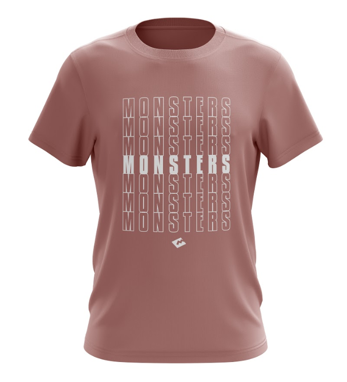 Monsters Repeat Tee