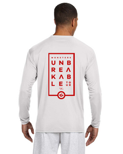 Long sleeve Unbreakable Tour Tee
