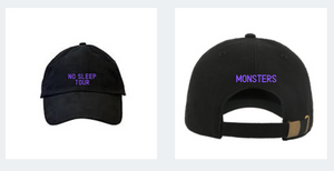 No Sleep Tour Cap