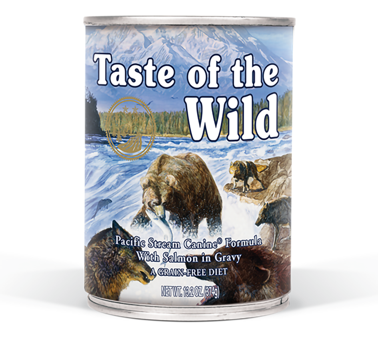 Taste Of The Wild Pacific Stream Canned Dog Food