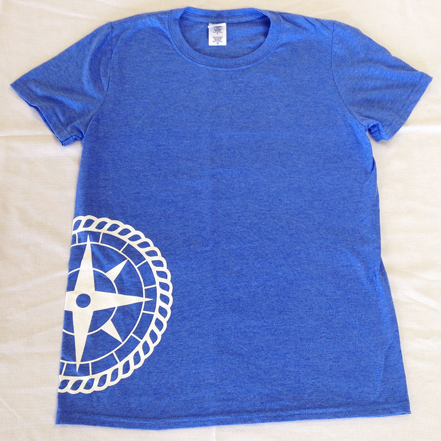 Blue Rocky Mountain Program T-Shirt