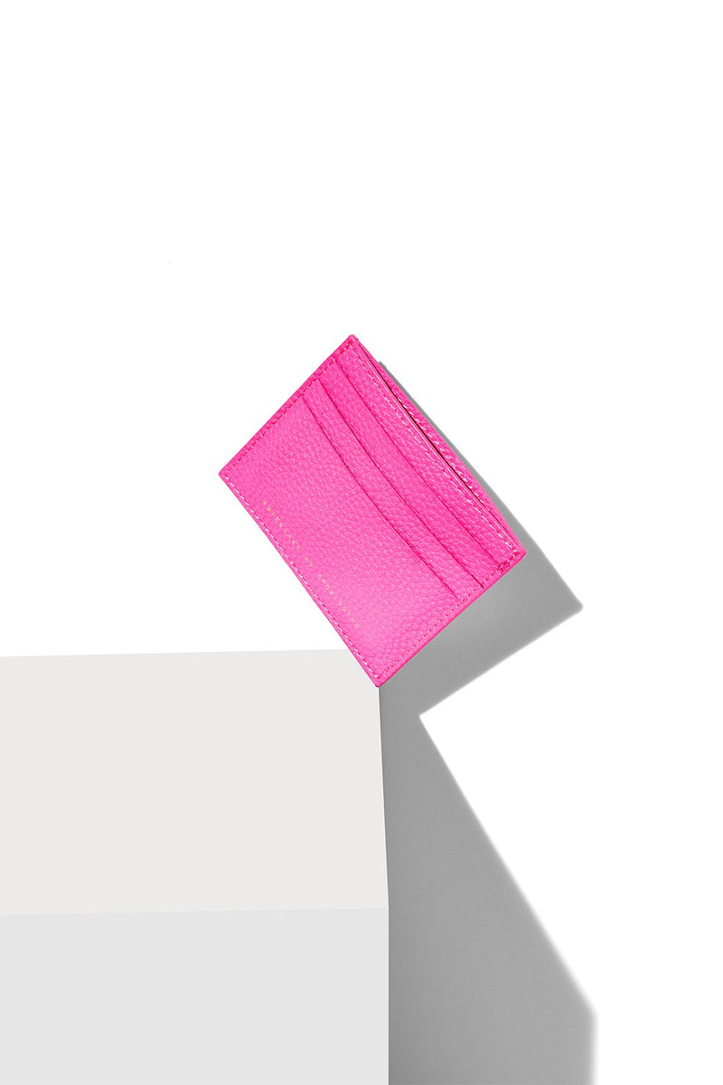 Card Wallet / FUSCHIA
