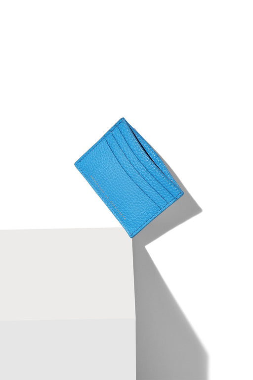 Card Wallet / Cerulean Blue