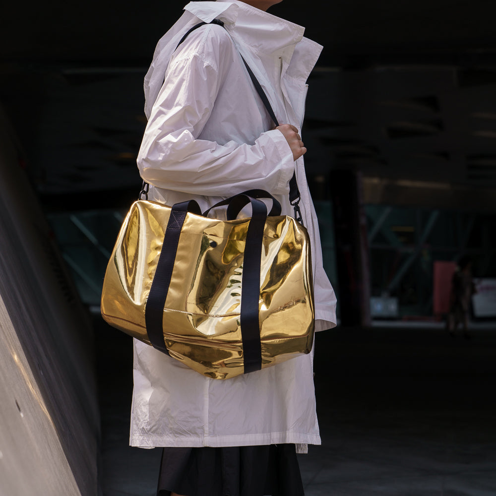 O.G. Duffle / GOLD MIRROR