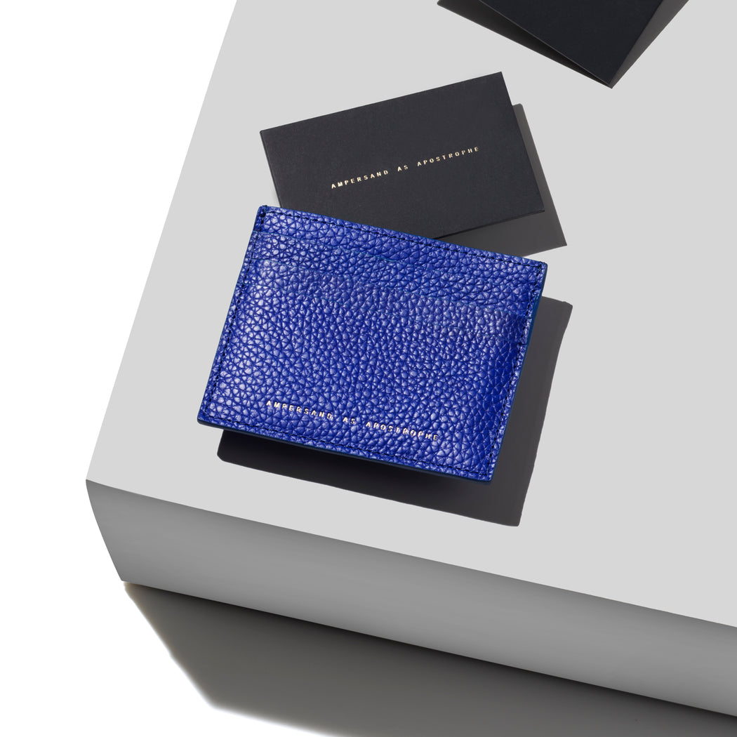 Card Wallet / DEEP BLUE