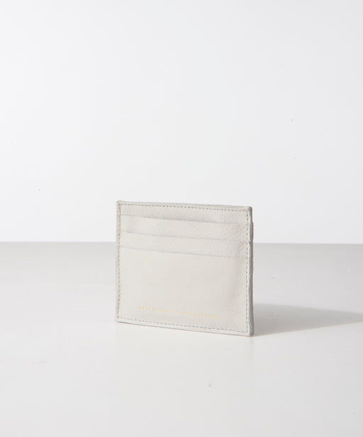 Card Wallet / Quiet Grey