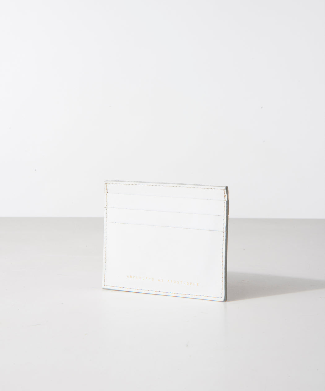 Card Wallet / Star White