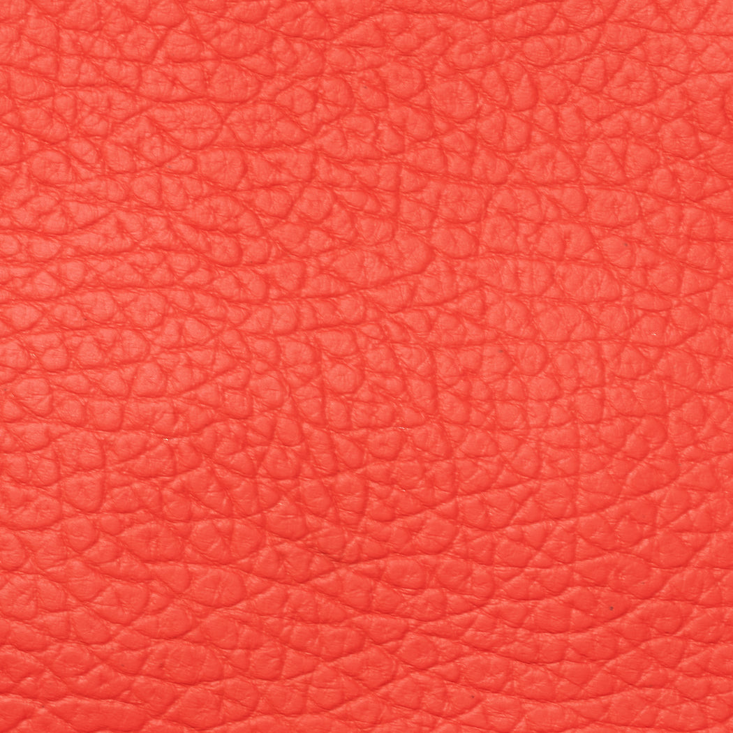 Half-Zip Wallet / POPPY RED BUFFALO