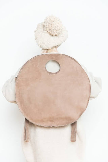 Large Circle Backpack