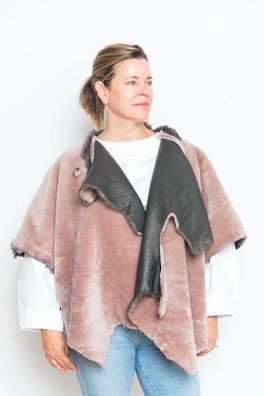 Shearling Reversable