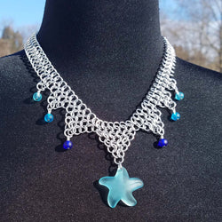 Treasured Blue Starfish