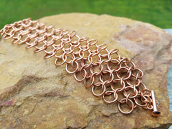 Copper European 4-1 Cuff
