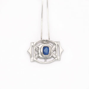 Elation Mini Blue Pendant