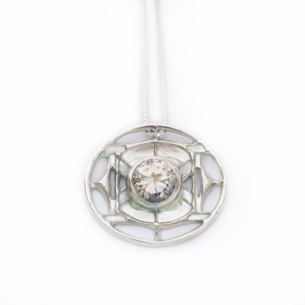 Elation Clear Pendant