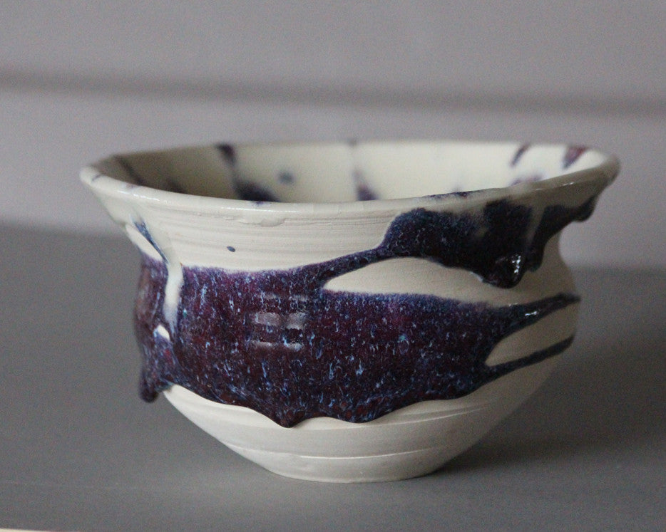 Persimmon Pottery Bowl