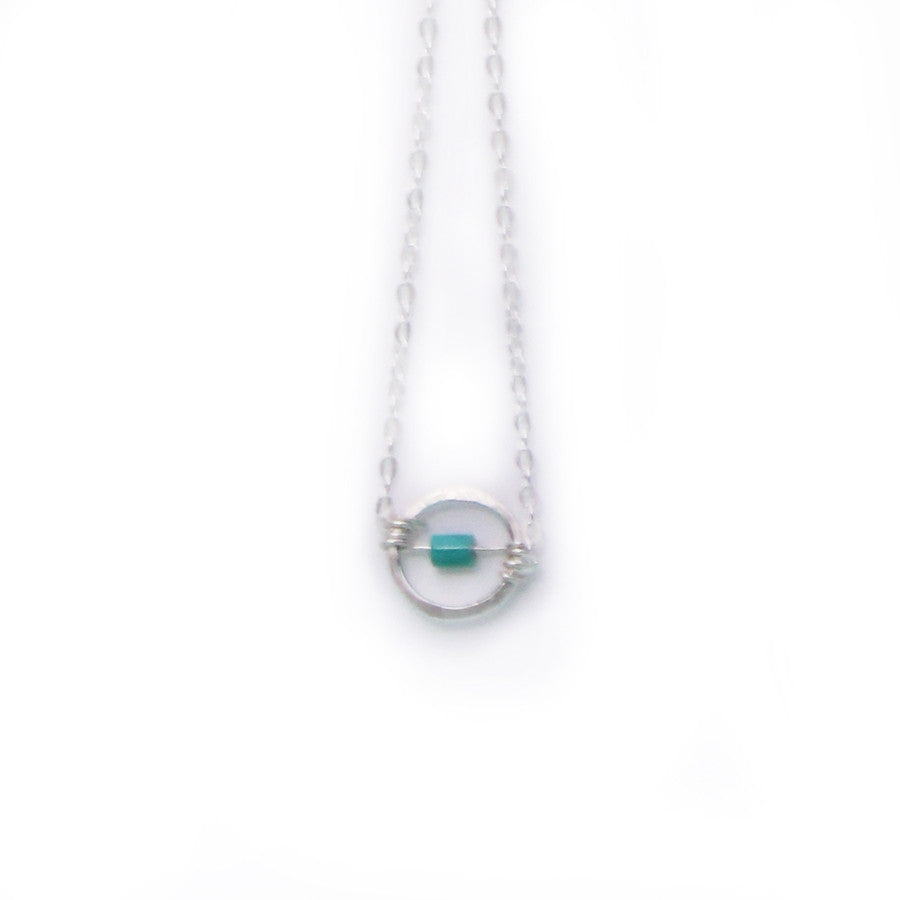 Turquoise Flavor Necklace