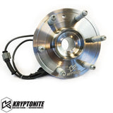 KRYPTONITE LIFETIME WARRANTY WHEEL BEARING 6 Lug 1999-2007