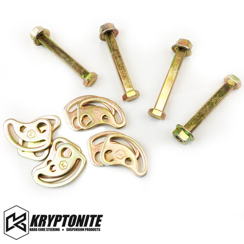 KRYPTONITE CAM BOLT KIT 2001-2010