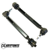 KRYPTONITE DEATH GRIP TIE RODS 2011-2019 (For Fabtech RTS Lift Kits)