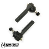 KRYPTONITE DEATH GRIP TIE ROD ENDS (PAIR) 1/2 TON TRUCK 6 LUG 2014-2017