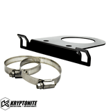 KRYPTONITE FORD SUPER DUTY F250/F350 STAGE 1 FRONT RESERVOIR MOUNT KIT 2005-2021