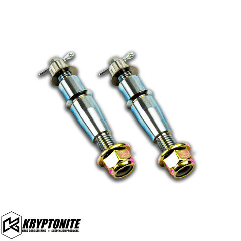 KRYPTONITE KRX 1000 TIE ROD CONVERSION SPINDLE HARDWARE KIT 2020-2021