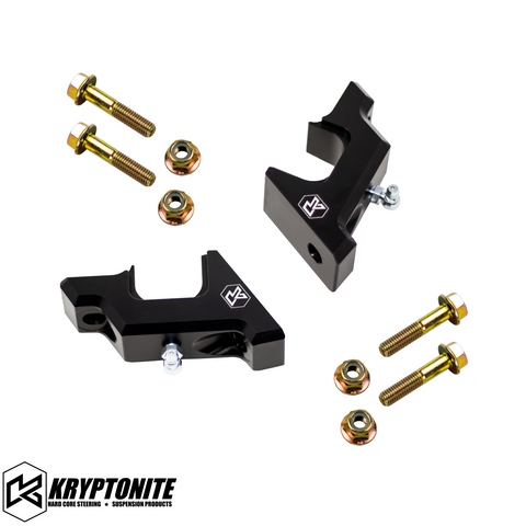 KRYPTONITE POLARIS RZR DEATH GRIP FRONT SWAY BAR BRACKET KIT 2018-2021 TURBO S