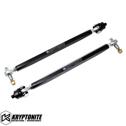 "KRYPTONITE POLARIS RZR PRO XP DEATH GRIP TIE RODS STAGE ""2"" 2020-2021"