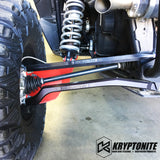 KRYPTONITE POLARIS RZR HIGH CLEARANCE RADIUS ROD SET