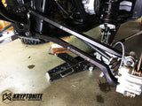 KRYPTONITE POLARIS RZR HIGH CLEARANCE LOWER RADIUS RODS
