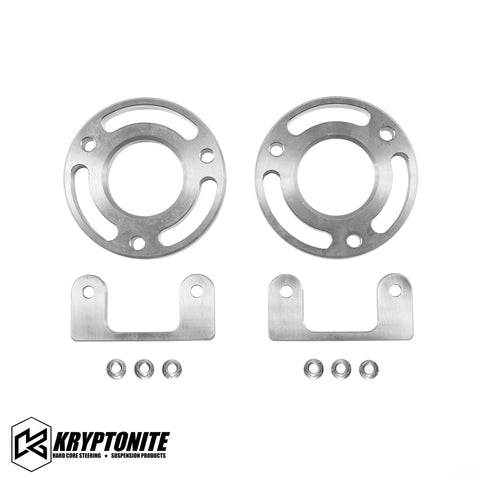 KRYPTONITE STAGE 1 LEVELING KIT 1/2 TON TRUCK 6 LUG 2007-2018