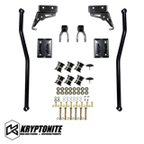 KRYPTONITE DEATH GRIP FULL FLOATING TRACTION BAR KIT 2001-2010