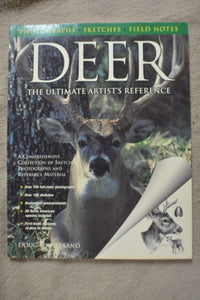 Deer: The Ultimate Artist's Reference: Doug Lindstrand