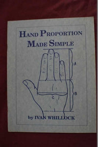 Hand Proportion Made Simple by Ivan Whillock 2002
