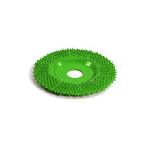 "2"" Flat Grooving Wheel (Coarse Grit) Green FD270"