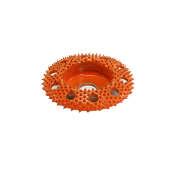 Sanding Disc Flat Face X-Coarse 2
