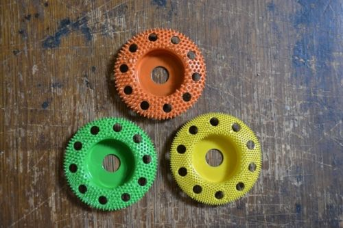 Set of 3 Sanding Disc 2