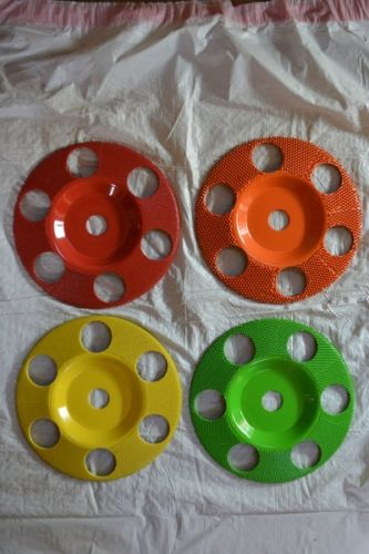 Set of 4 Sanding Discs 7/8 Bore 7