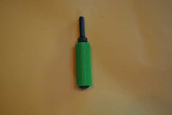Sanding Sleeve Adapter 1/2x2 inch length included 1/4 inch Shaft Green SS122