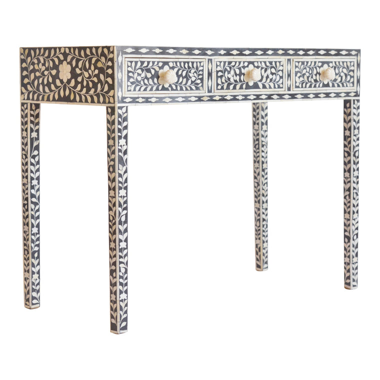 Black Console Table
