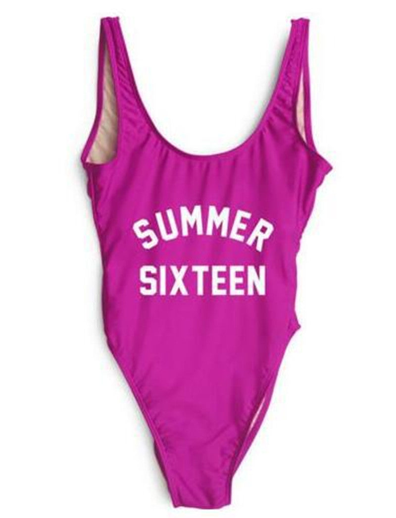 SUMMER SIXTEEN Swimsuit