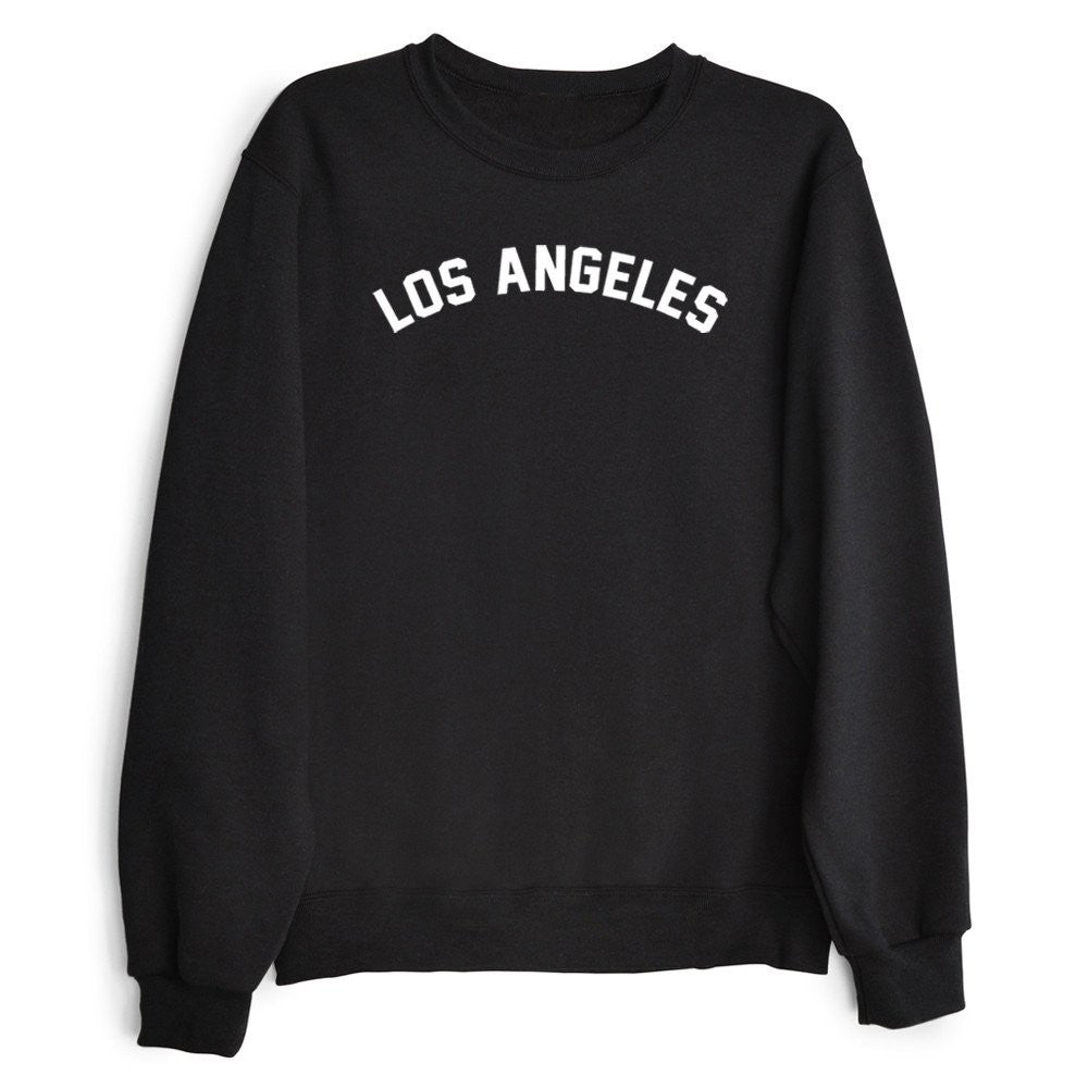 Los Angeles Logo Crew Neck